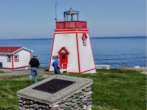Magical Moments with Lighthouses in Eastern Newfoundland