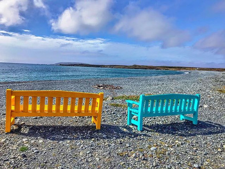 Five Must Explore Beaches on an Irish Loop Road Trip #ExploreNL