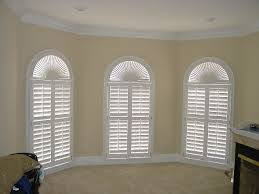 Shutter Solutions for Arched Windows.