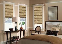 The Classic Look of Roman Shades