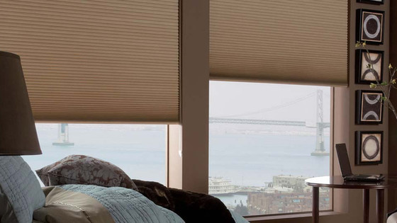 Choose Cellular Shades for Noise Reduction and Light Blockage