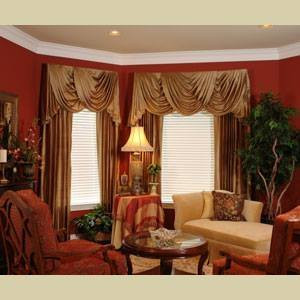 Add Luxury and Style to your Home with Fabric Window Treatments