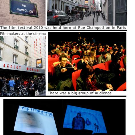 Cine´Rail International Festival Train & Metro on Film Paris 2010