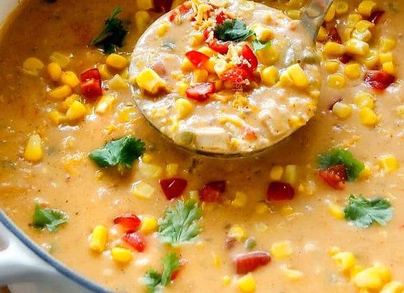 Fiesta Corn Chowder