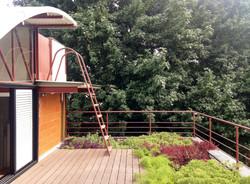 Jardim na cobertura