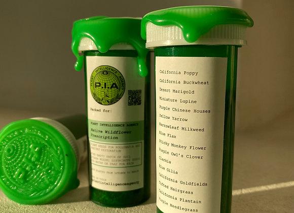 Wildflower Seed Prescription