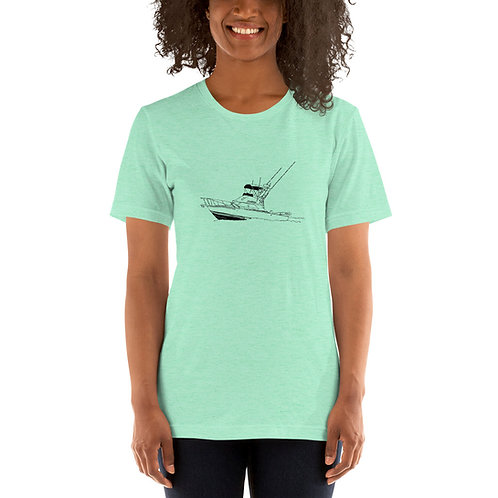 Bertram 31 Short-Sleeve Unisex T-Shirt
