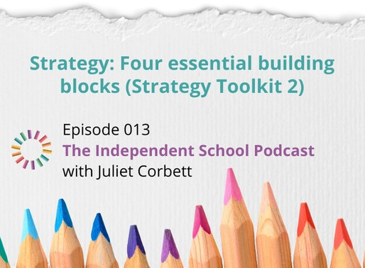 013: Strategy: Four essential building blocks (Strategy Toolkit 2)