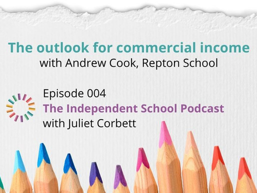 004: The outlook for commercial income with Andrew Cook, Repton School