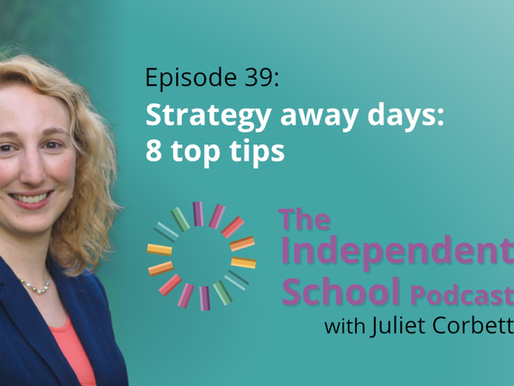 039: Strategy away days: 8 top tips