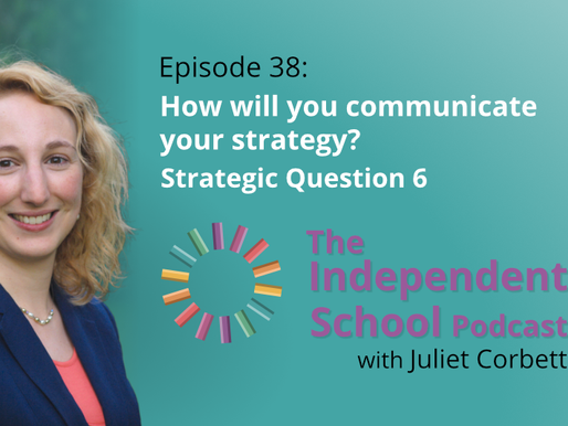 038: How will you communicate your strategy? Strategic question #6