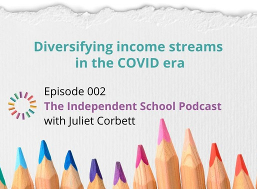 002: Diversifying income streams in the COVID era