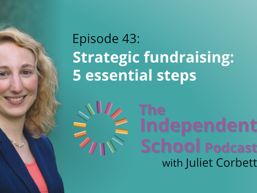 043 Strategic fundraising: 5 essential steps