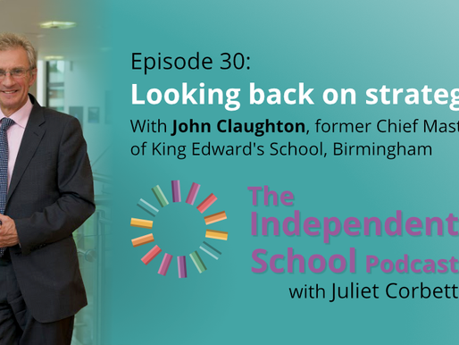 030: Looking back on strategy with John Claughton