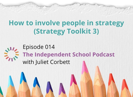 014: How to involve people in strategy (Strategy Toolkit 3)