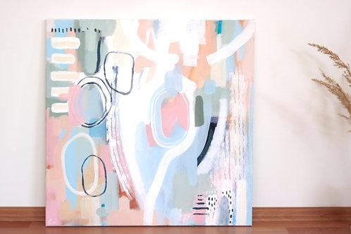 Acryl auf Leinwand | 60x60 cm