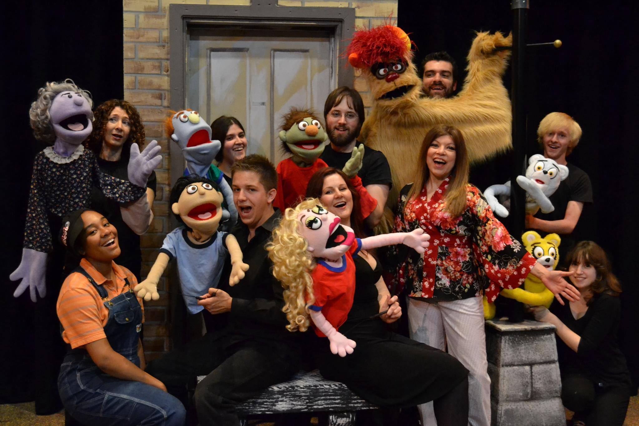 "Carol Beaugard - ""Avenue Q"""