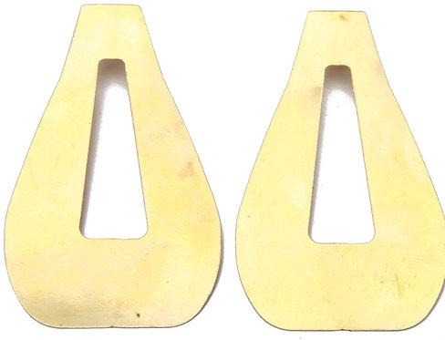 BIG DROP earrings