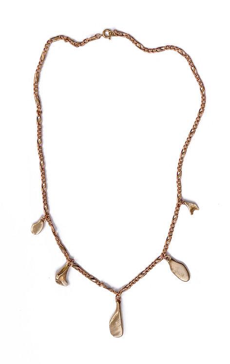 OCEAN CHARMER necklace