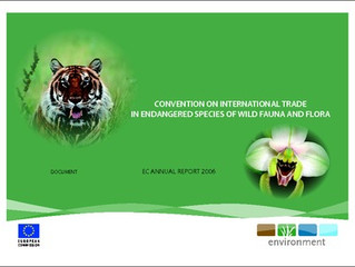 CONVENTION ON INTERNATIONAL TRADE IN ENDANGERED SPECIES OF WILD FAUNA AND FLORA  Sixty-sixth meeting