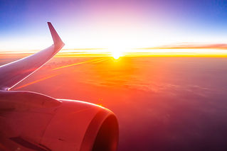 beautiful-aerial-view-from-airplane-wing
