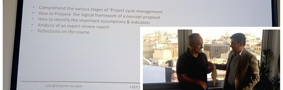Dia 5 - Gestão de projetos: pressupostos, objetivos, resultados, avaliação e certificação.