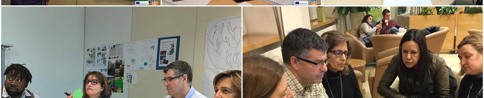 Dia 2 - exploração de várias atividades com possibilidades de implementação junto dos alunos, na área temática desta formação. Alguns avanços no conhecimento do funcionamento do cérebro e da neurologia apontam para fatores da ampliação da inteligência. Novos métodos de abordagem dos níveis de sucesso/insucesso dos alunos com base no reforço dos seus aspetos positivos ou áreas a desenvolver para obtenção de maior sucesso escolar.
