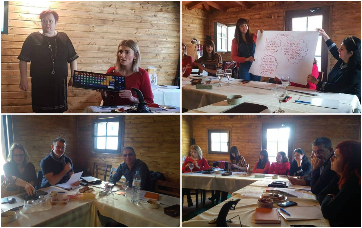 Workshop INCLUSIVE EDUCATION FOR CHILDREN WITH SPECIAL NEEDS AND NEWLY ARRIVED