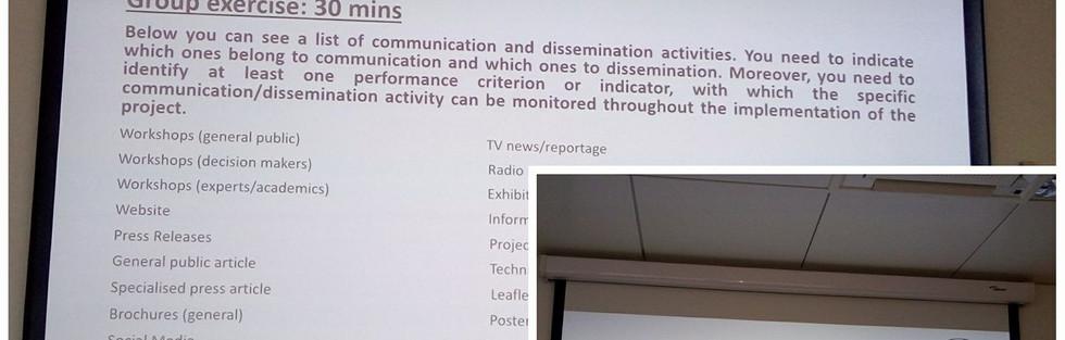 Dia 3 - Gestão, comunicação e disseminação de projetos