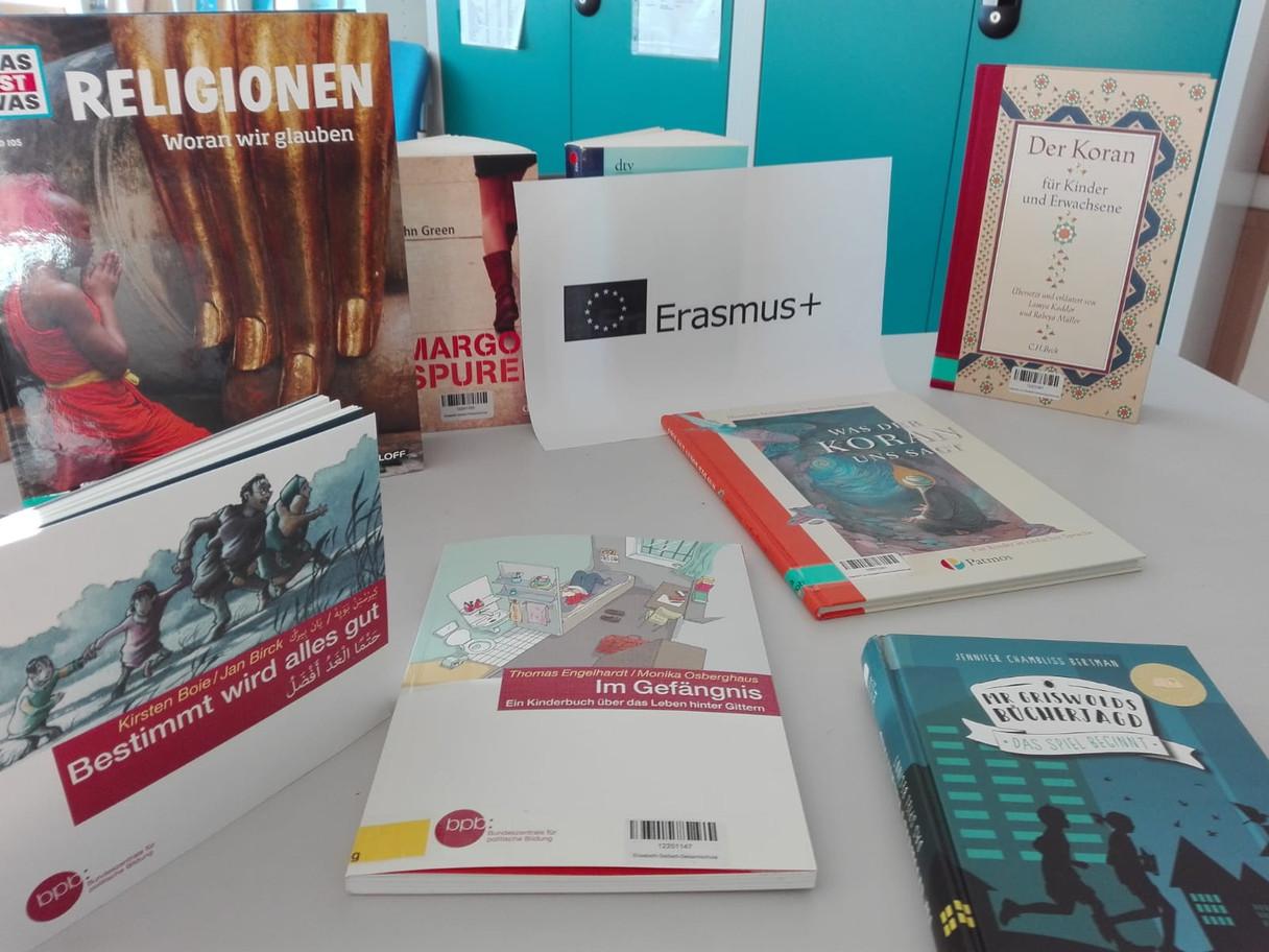 workshop for international class-diverse books