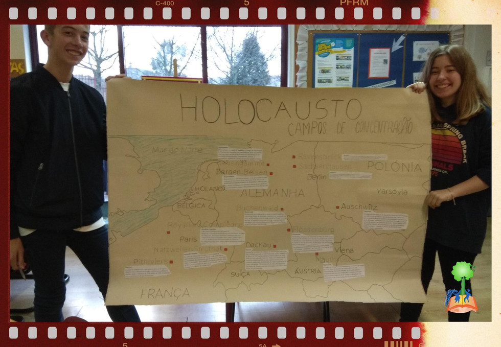 International Day in Memory of the Holocaust Victims