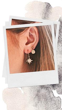 drop earrings stars pack