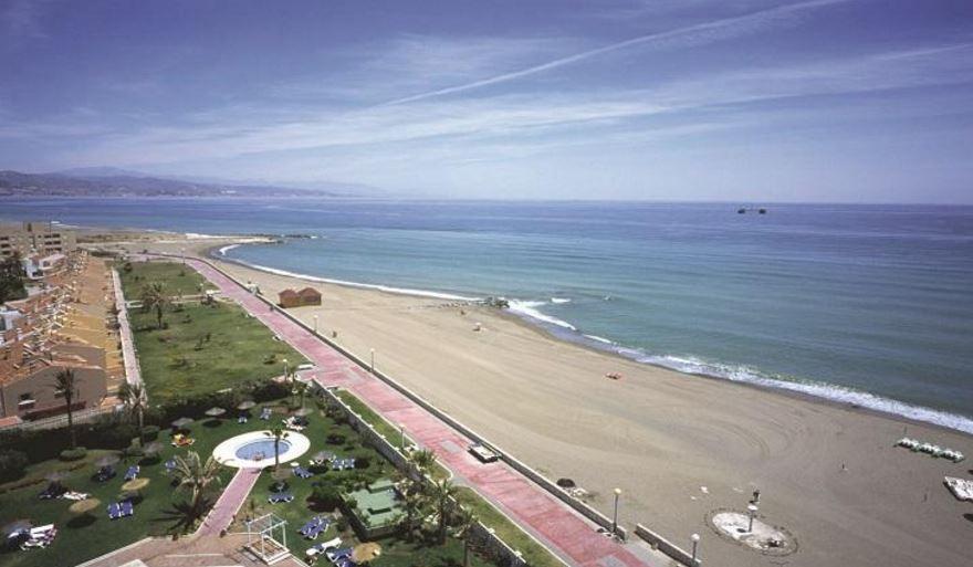 La playa de Guadalmar