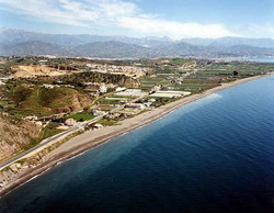 la plage Almayate
