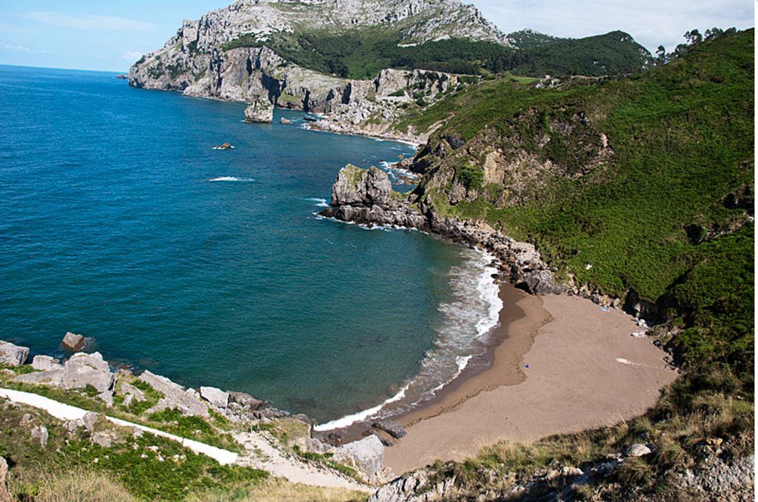Playa San Julián (Malaga)