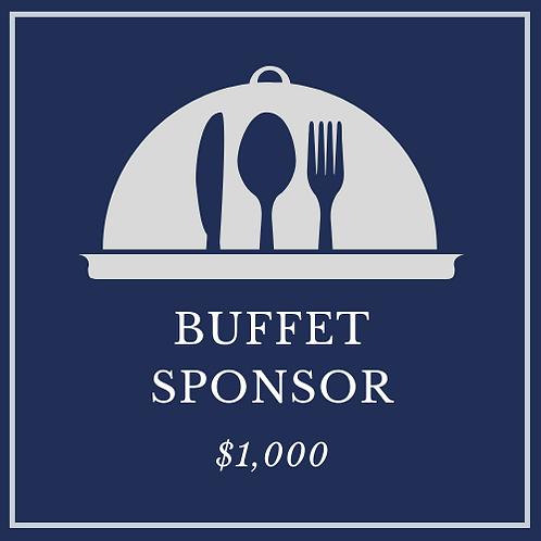 Buffet Sponsor