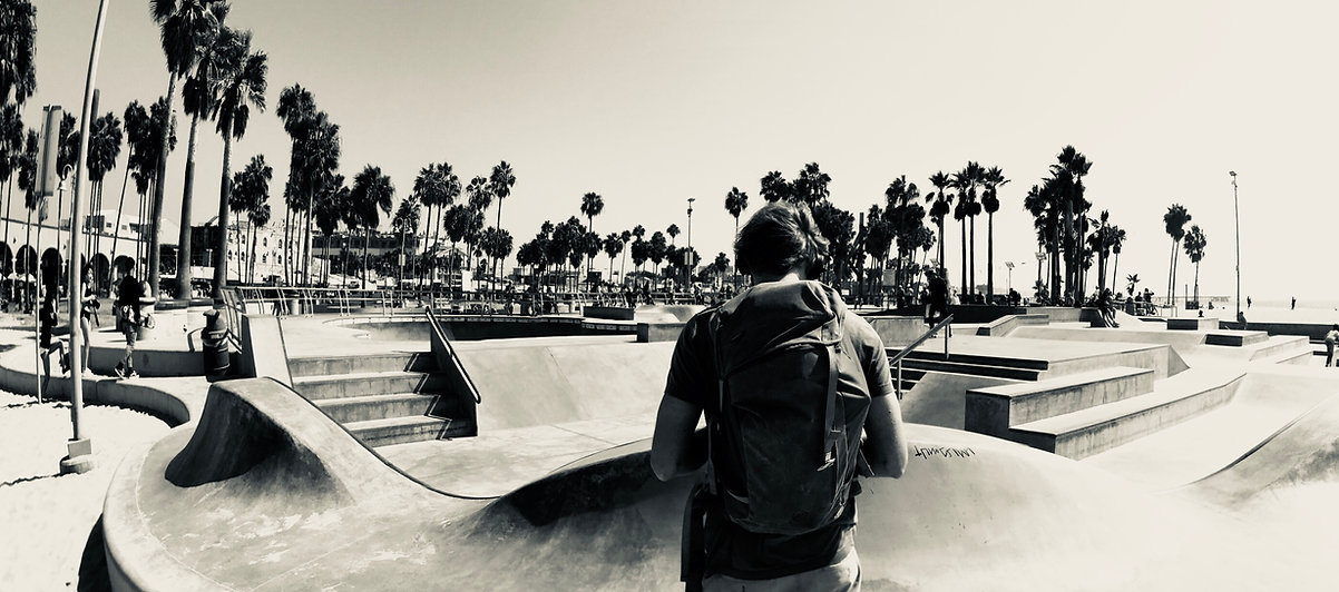 Maximilian Kotzur Sound Effects Recordig Venice Beach
