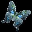 Aquarel Vlinder 20