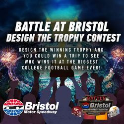 Battle at Bristol Announces Trophy Design Contest for Football's Largest Game