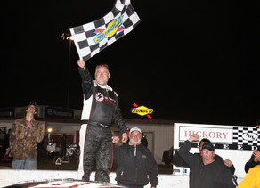 Preston Peltier Powers To 5th Easter Bunny 150 Victory At Hickory