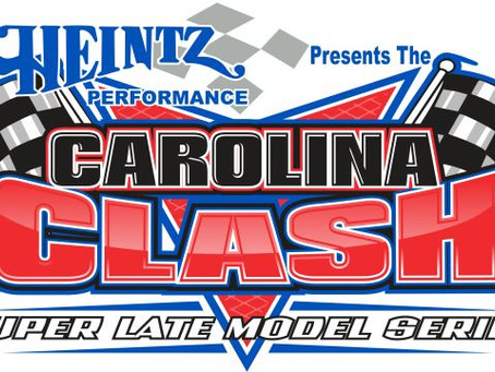 Cherokee Speedway Hosts Carolina Clash Super Late Models This Saturday, May 7, 2016