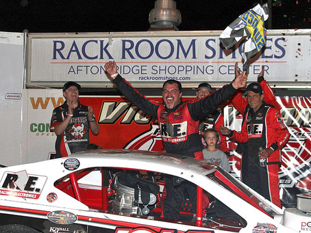 New And Familiar Faces Return As SMRS Modifieds Make Inaugural Visit To Tri-County