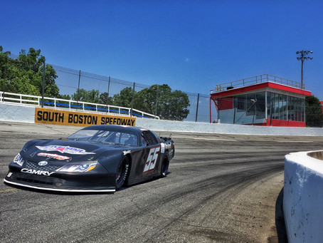 PASS South And Late Model Stock Doubleheader Set For South Boston This Weekend