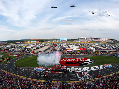Charlotte Motor Speedway's 10 Days of NASCAR Thunder Bucket List Gives Fans More Reasons to Visit Th