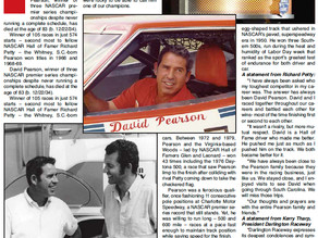 David Pearson Passes Away at 83