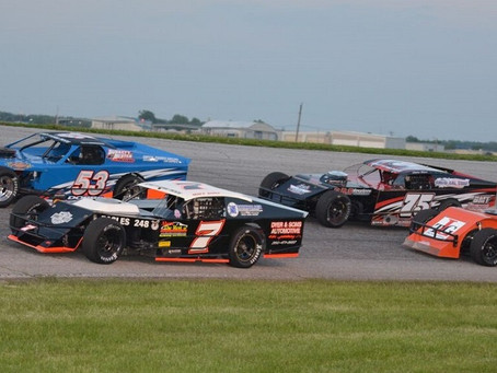 """""""Home Game"""" Next For ICAR Top Speed Modified Tour Southern Division This Saturday, June 6t"""