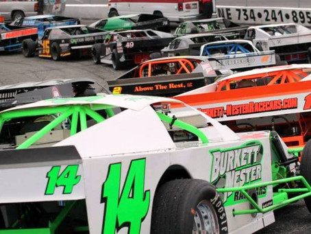 ICAR Top Speed Modified Tour Northern Division Heads North To Spartan Speedway This Sunday, July 26t