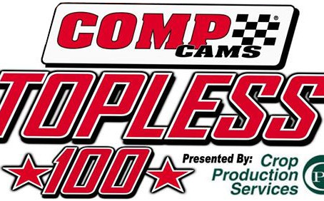 Lucas Oil Late Model Dirt Series COMP Cams Topless 100 Set for August 13th-15th