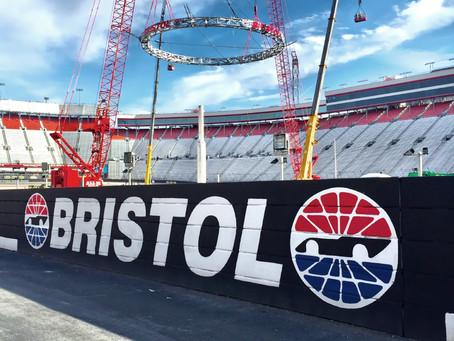 BRISTOL MOTOR SPEEDWAY - COLOSSUS TV UPDATE