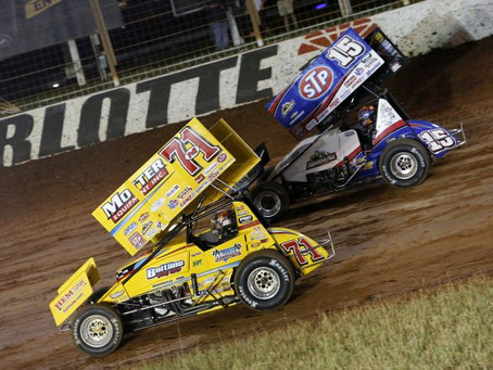 The Greatest Show on Dirt Takes Over NASCAR Country May 22 for the Circle K NOS Energy Outlaw Showdo